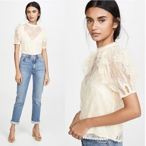 NWT Free People Secret Admirer missing undr shirt